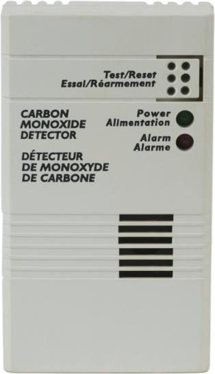 Advent Carbon monoxide detector