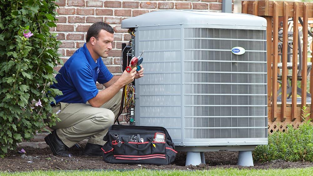 energy efficient hvac tech