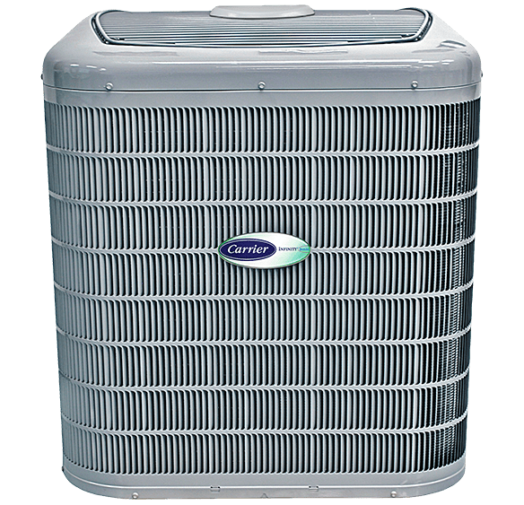 carrier infinity heat pump for heating services