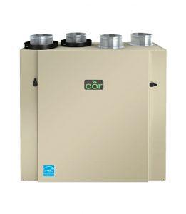 indoor air quality ventilator